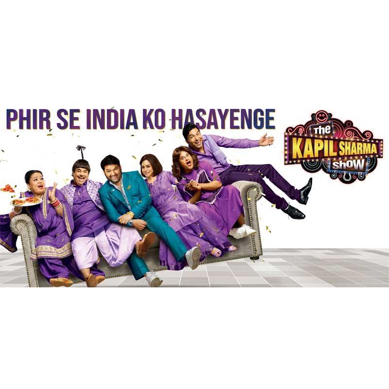 The Kapil Sharma Show makes a comeback on Sony Entertainment