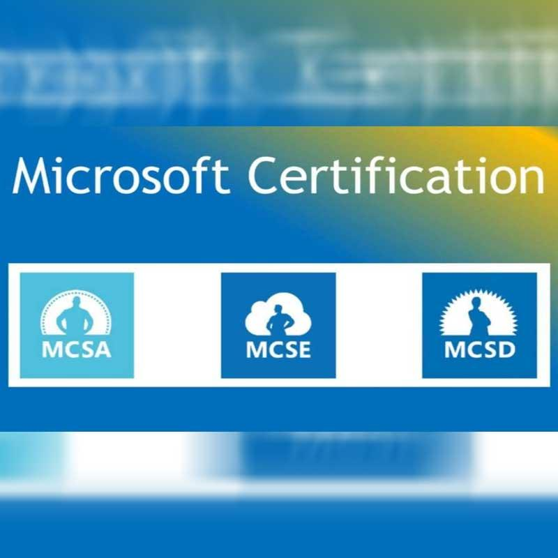 Prepare For Microsoft Mcsa Mcse Certifications With Actual Exam