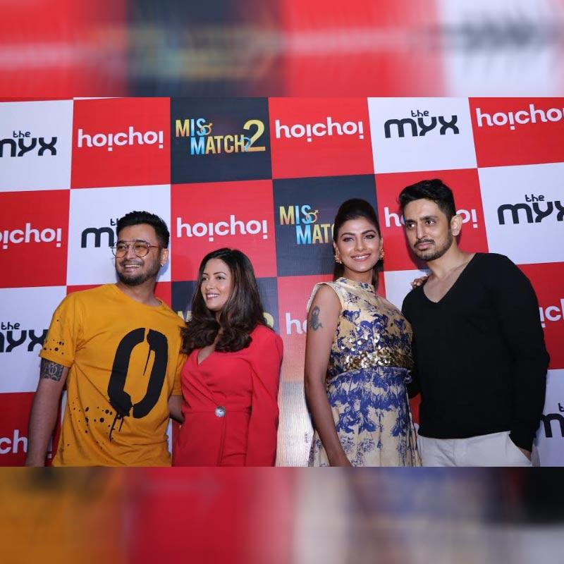 Riya Sen joins existing cast of Mismatch for Mismatch 2 | Indian