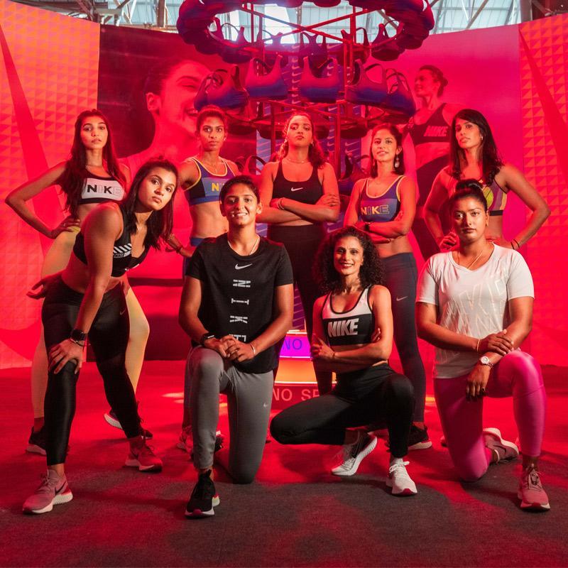 save off ebf85 e5ed6 Nike invites women to make the world listen through sport   Indian  Television Dot Com