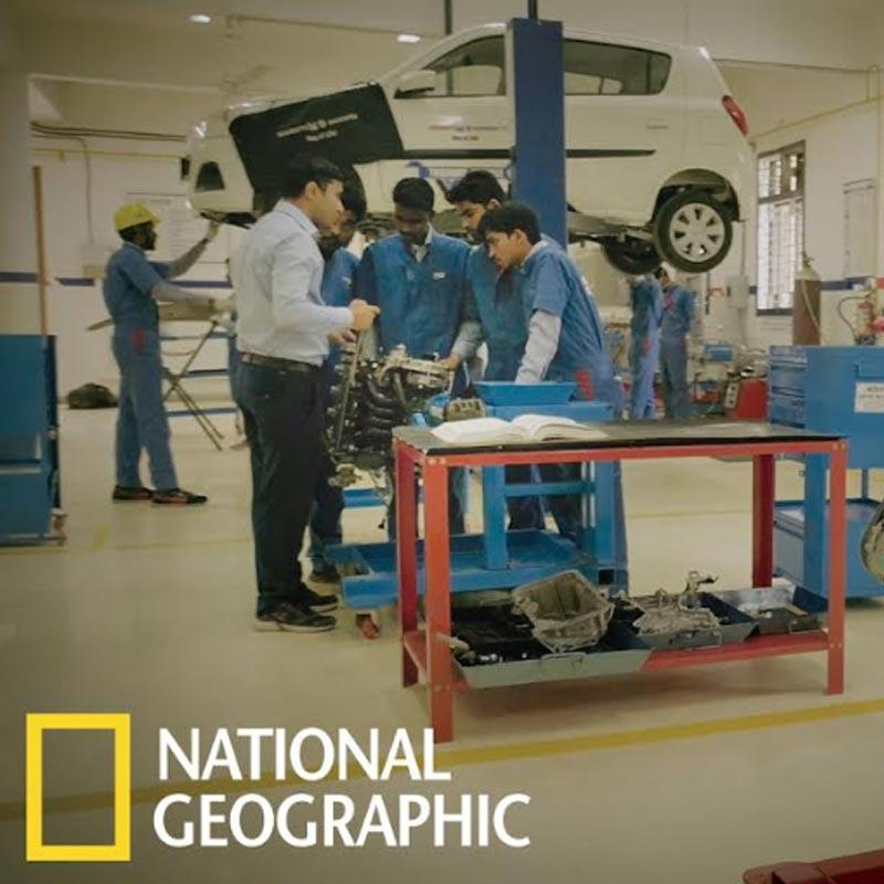National Geographic's upcoming film 'India's Mega Workforce
