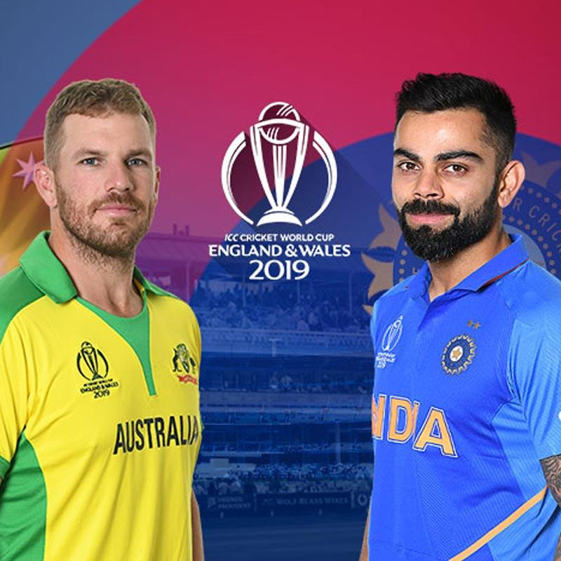 ICC World Cup 2019, India vs Australia: TV listing, live