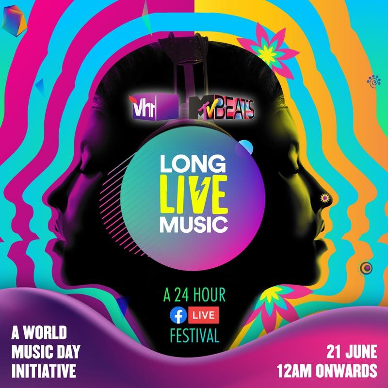 Long Live Music: Vh1 India and MTV Beats celebrate World Music Day
