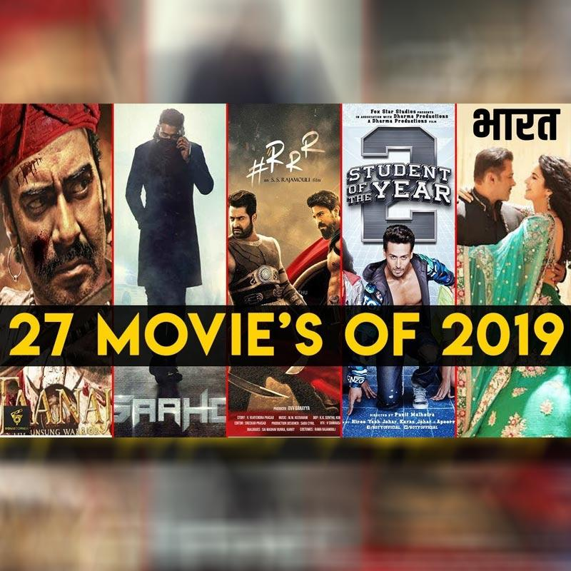 Upcoming Bollywood Movies we are excited about in 2019