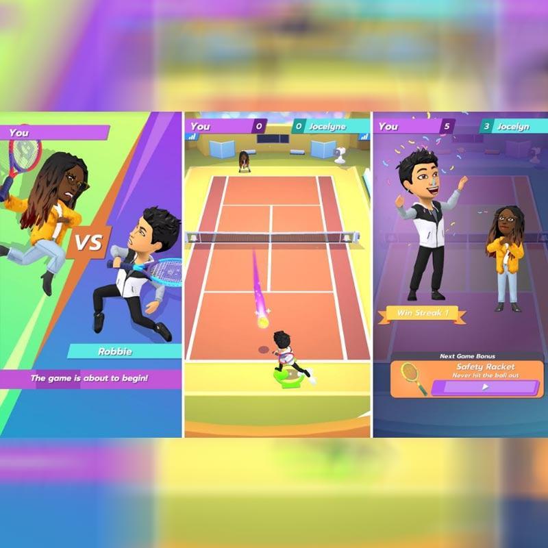 Snapchat serves up wimbledon fun with new 'Bitmoji Tennis