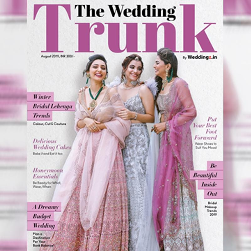 The Perfect Wedding.Weddingz In Launches The Wedding Trunk A Bi Annual