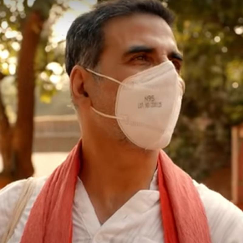 Akshay Kumar urges working with precautions in govt's new Covid2019  messaging | Indian Television Dot Com