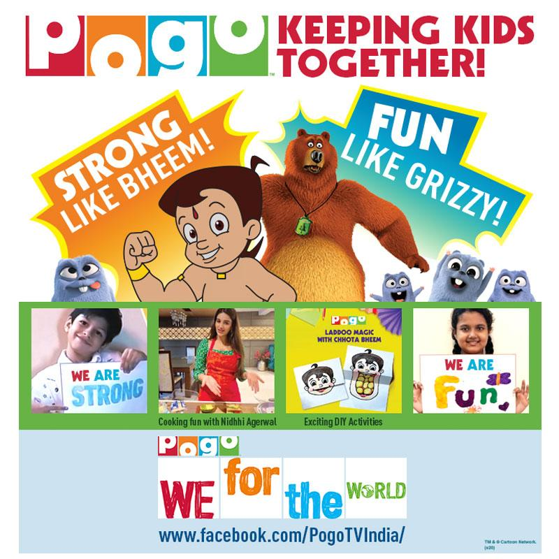Cartoon Network And Pogo Roll Out Summer Activities For Stay At Home Kids Indian Television Dot Com