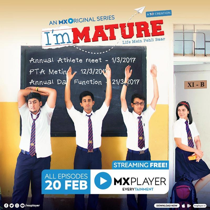 Im Mature 2019 Hindi WebSeries All Episodes[1-5] WEB-DL | 720p | Perfect Zip | G Drive | Torrent | More Download Links | Watch Online