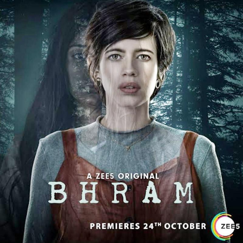 18+ Bhram (2019) S01 Hindi Complete Zee5 Web Series 720p HDRip 450MB